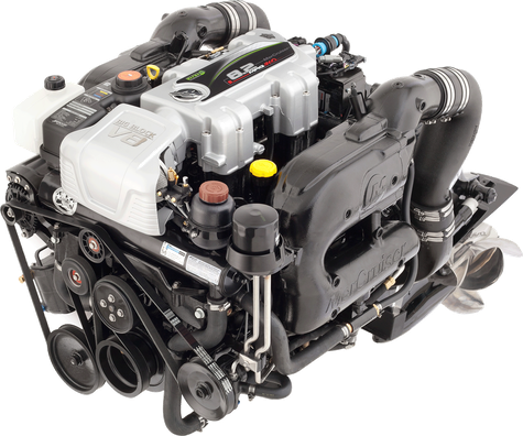 Boat Maint Service Engine Picture